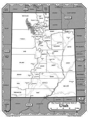 Beaver County Utah Rootsweb