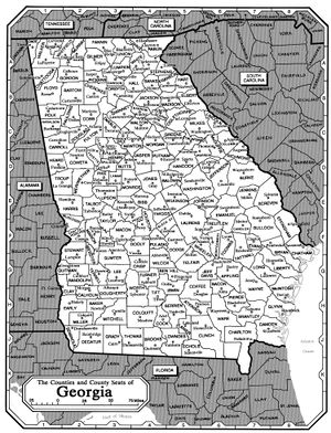 coweta county georgia death records