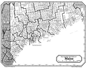Lovell Maine Map.Lovell Maine Rootsweb
