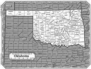 Oklahoma County Resources - Rootsweb on map okc ok, google maps newkirk ok, counties in oklahoma city ok, downtown oklahoma city ok, city of broken arrow ok,